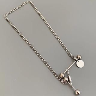 Ameri VINTAGE - Chain mix necklace No.410