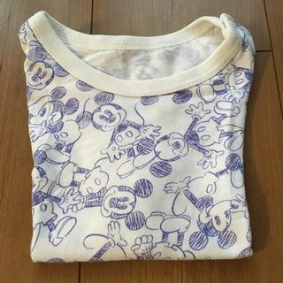 UNIQLO - ユニクロ ミッキーTシャツ 90cm