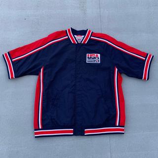 ミッチェルアンドネス(MITCHELL & NESS)のMitchell & Ness TEAM USA 1992(Tシャツ/カットソー(半袖/袖なし))