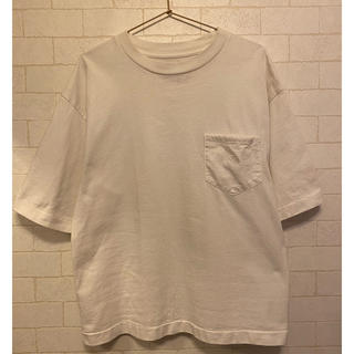 THE NORTH FACE - north face purple label  Pocket Tee