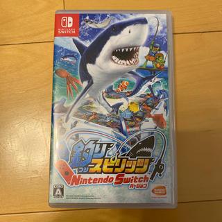 バンダイナムコエンターテインメント(BANDAI NAMCO Entertainment)の釣りスピリッツ Nintendo Switchバージョン Switch(家庭用ゲームソフト)