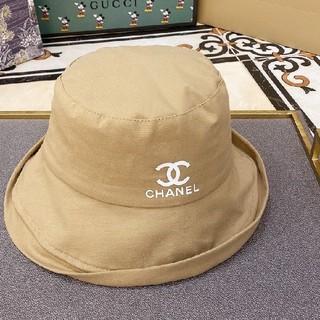 シャネル(CHANEL)の超人気シャネル 帽子 ハット 漁夫帽 男女兼用(ハット)
