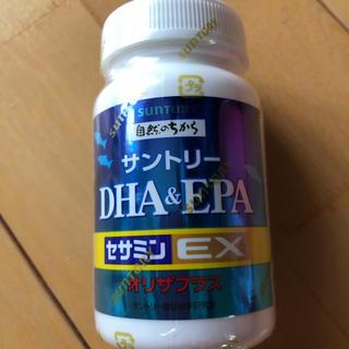サントリー - 新品 未開封 サントリー自然のちから DHA&EPA セサミンEX オリザプラス