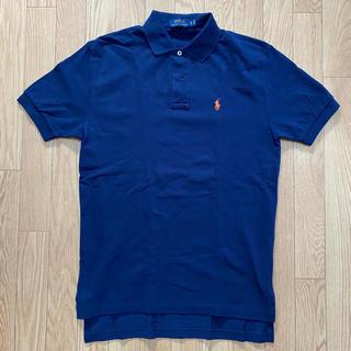 ポロラルフローレン(POLO RALPH LAUREN)のラルフローレン ポロシャツ 紺 S(ポロシャツ)