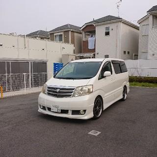 トヨタ - アルファード  車検付き G  綺麗