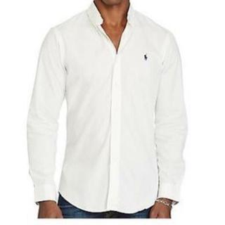 ラルフローレン(Ralph Lauren)のラルフローレン コットン ポプリンシャツ メンズ(シャツ)