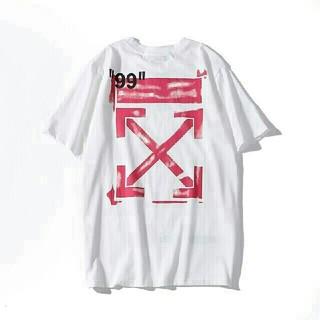 OFF-WHITE - S2 off-white Tシャツ