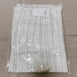 トゥデイフル(TODAYFUL)のbonny♡シアーストライプシャツ/ブラウス(シャツ/ブラウス(長袖/七分))