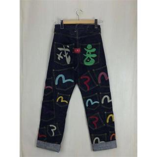 エビス(EVISU)のEVISU DENIM PANTS 刺繍(デニム/ジーンズ)