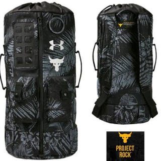 UNDER ARMOUR - 新品未使用 アンダーアーマー PROJECT ROCK 新作バックパック
