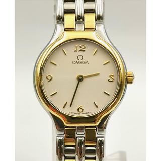 オメガ(OMEGA)のOMEGA   De Ville   シンボル K18YG/SS  (腕時計)