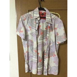 ディーゼル(DIESEL)のdiesel ディーゼル シャツ Mサイズ 半袖(シャツ)