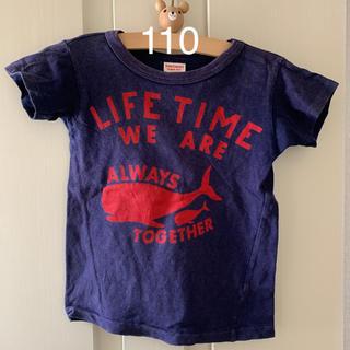 デニムダンガリー(DENIM DUNGAREE)のデニム &ダンガリー Tシャツ 110 キッズ(Tシャツ/カットソー)