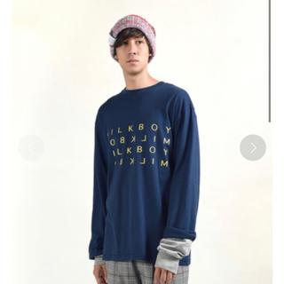 ミルクボーイ(MILKBOY)のMILKBOY レイヤードTシャツ(Tシャツ/カットソー(七分/長袖))