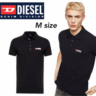 ディーゼル(DIESEL)のディーゼル ポロシャツ Tシャツ 半袖 カットソー  Mサイズ DIESEL(ポロシャツ)
