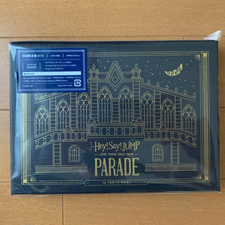 Hey!Say!JUMP PARADE DVD 初回限定盤・3枚組