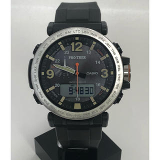 カシオ(CASIO)のCASIO PROTREK PRG-600 タフソーラー(腕時計(デジタル))