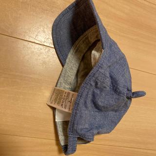 ベビーギャップ(babyGAP)のbaby GAP  耳付きキャップ 48センチ(帽子)