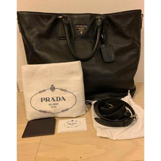 PRADA - 美品 PRADA トートバッグ