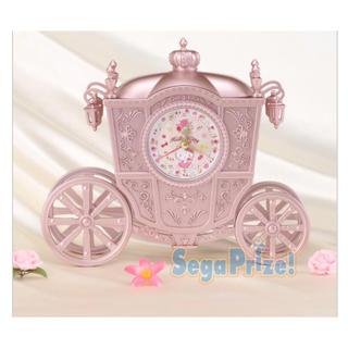 サンリオ(サンリオ)のハローキティ♡プレミアムゴージャス馬車型クロック(置時計)