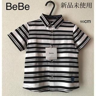BeBe - ⭐︎新品未使用⭐︎BeBe トップス 90cm