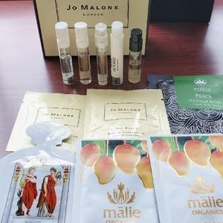 ジョーマローン(Jo Malone)の【レア品含】香水 ボディクリーム サンプルセット(香水(女性用))