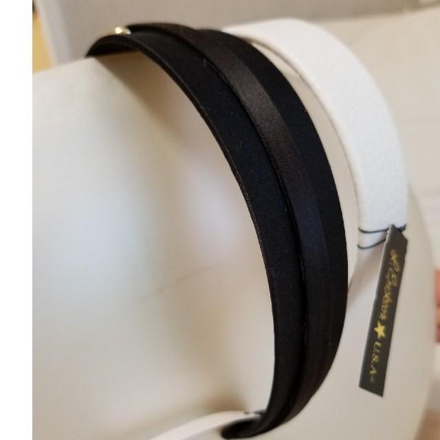 acca(アッカ)のフランスラックス ヘアバンド カチューシャ 2個セット レディースのヘアアクセサリー(カチューシャ)の商品写真