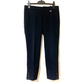 グッチ(Gucci)のグッチ パンツ サイズ40 M レディース 黒(その他)