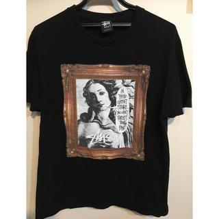 STUSSY - stussy 絵画 Venus ビーナス Tシャツ
