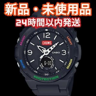 ベビージー(Baby-G)のBABY-G BGA-260CH-1AJR CHUMS コラボ(腕時計)