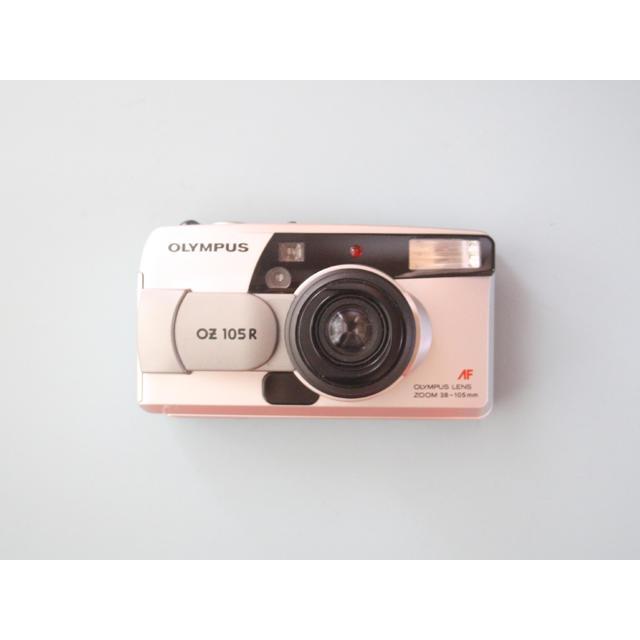 OLYMPUS(オリンパス)の完動品 OLYMPUS OZ 105R コンパクトフィルムカメラ スマホ/家電/カメラのカメラ(フィルムカメラ)の商品写真