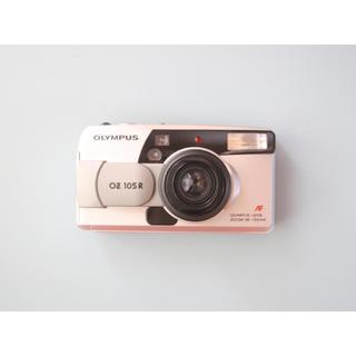 完動品 OLYMPUS OZ 105R コンパクトフィルムカメラ