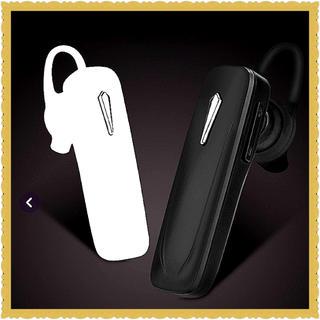 Bluetoothイヤホン ホワイト ブラック