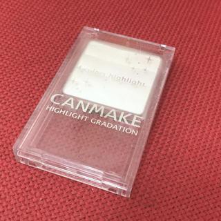 キャンメイク(CANMAKE)のキャンメイク ハイライト グラデーション(フェイスカラー)