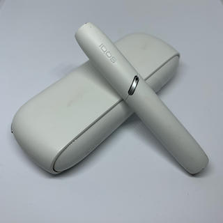 IQOS - 通電確認済 iQOS アイコス3 ウォームホワイト アイコス