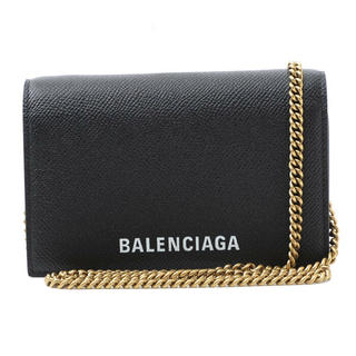 Balenciaga - 残①個 アウトレット バレンシアガ チェーンウォレット 財布 ショルダー