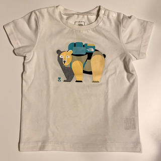 THE NORTH FACE - 美品 THE NORTH FACE 90cm/ノースフェイス Tシャツ