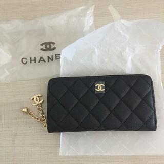 CHANEL - ノ◐ベルティ♡♤✨長財布