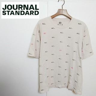 ジャーナルスタンダード(JOURNAL STANDARD)のCOWDEN×JOURNAL STANDARD 総柄Tシャツ(Tシャツ(半袖/袖なし))