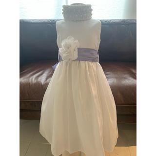 Catherine Cottage - キャサリンコテージのドレス 110フラワー ガール ポンポワン