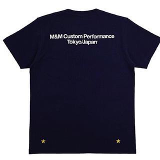 M&M - M&M エムアンドエム Tシャツ サイズL