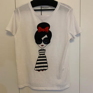Alice+Olivia - Alice +Olivia Tシャツ 新品未使用¥26000