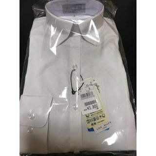 AOKI - 【新品未使用】AOKI  LES MUES  ワイシャツ 9 就活 面接