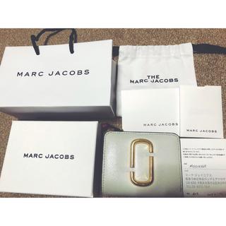 マークジェイコブス(MARC JACOBS)のMARC JACOBS 二つ折り財布(財布)