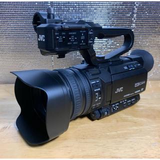 KENWOOD - JVC 4K メモリーカードカメラレコーダー GY-HM175