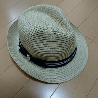 シマムラ(しまむら)の♡ストローハット♡(麦わら帽子/ストローハット)