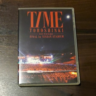 東方神起 - 東方神起 LIVE TOUR 2013 ~TIME~ FINAL in NISS