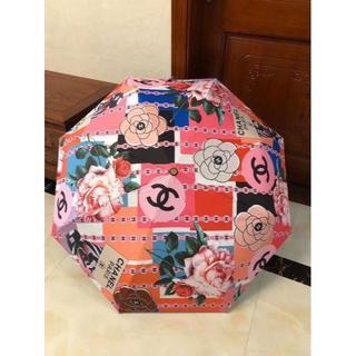 CHANEL - ● シャネル ◔傘 折りたた♧み傘