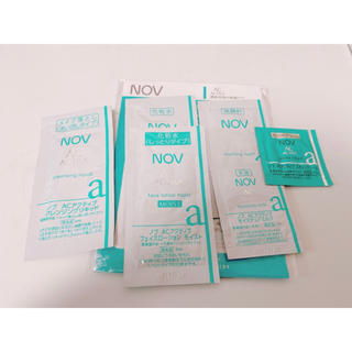 ノブ(NOV)のNOV 試供品(サンプル/トライアルキット)