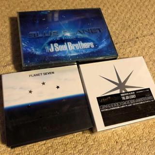 サンダイメジェイソウルブラザーズ(三代目 J Soul Brothers)の三代目 ライブ アルバム DVD(ミュージック)
